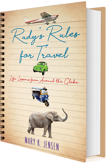 Rudy's Rules of Travel by Mary Kay Jensen